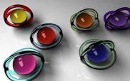 3D Six Balls