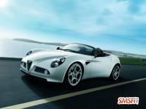 Spider 8C White