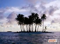 Truk, Micronesia