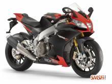 Aprilia RSV4 Red&Black