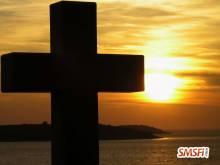 Cross with Sun