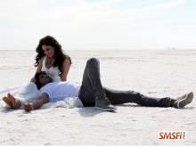 Vidyut with Pooja Chopra