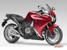 Honda VFR1200 Red