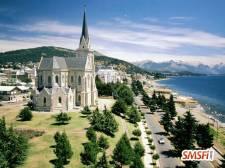 Church Near Sea