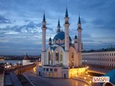 Kazan Mosque Kul Sharif