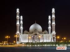 Astana Mosque Hazrat Sultan