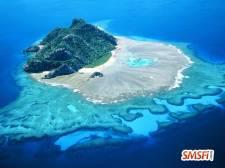 Monuriki Island Mamanucas
