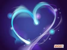 Bright Light Heart
