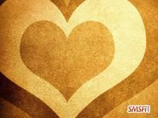 Brown Sands Heart