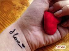 Hand on Love