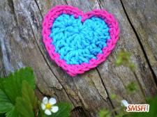 Knitting _Heart