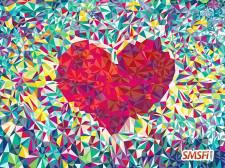 Love Heart Graphic